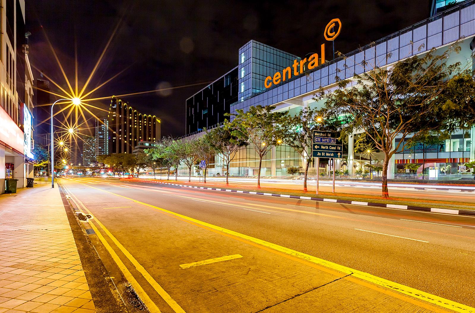 Сингапур город - сказка